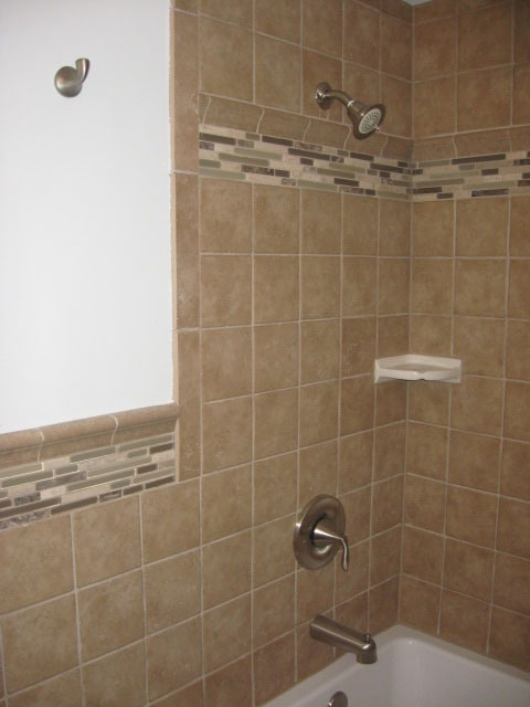 Quality Design Renovationu0027s Staff Is Very Skilled In Custom Tile And Stone  Showers, Floors, And Back Splashes. We Can Offer Full Tiled Shower Options  With ...