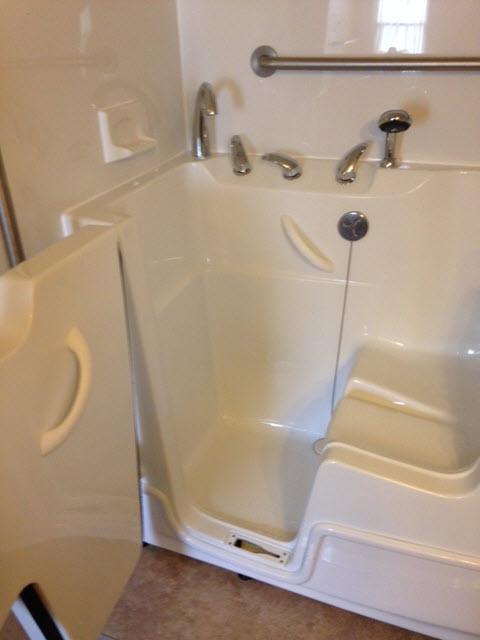 Walk-in Bathtub-Creston, OH - Quality Design Renovations LLC ...