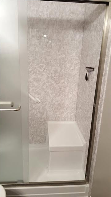 Full Bathroom Remodel Strongsville OH Quality Design Renovations - Acrylic bathroom remodeling