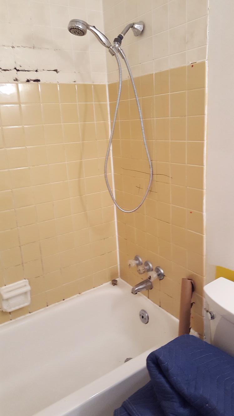 Bathroom Remodeling Cleveland Ohio custom tile shower remodel - parma, oh - quality design